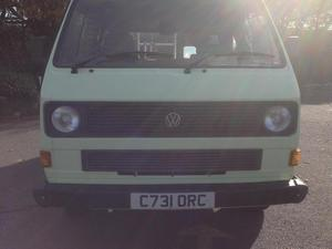Vw T25 Autosleeper Campervan 2 1ltr Petrol In Mansfield Expired