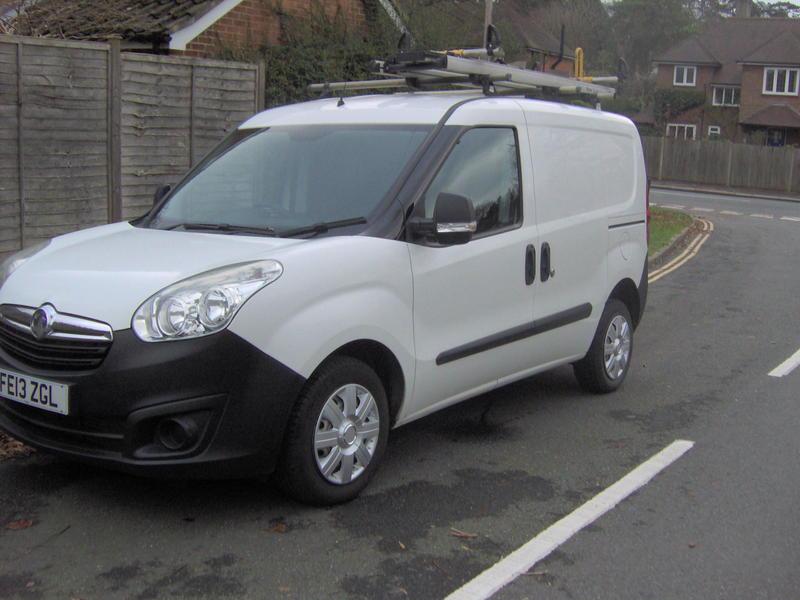 2c5f0c0f15ab35 Vauxhall Combo 2013 - L1 - Diesel - 2000 - 1.3 CDTi 16v ECOFLEX H1- 5door.