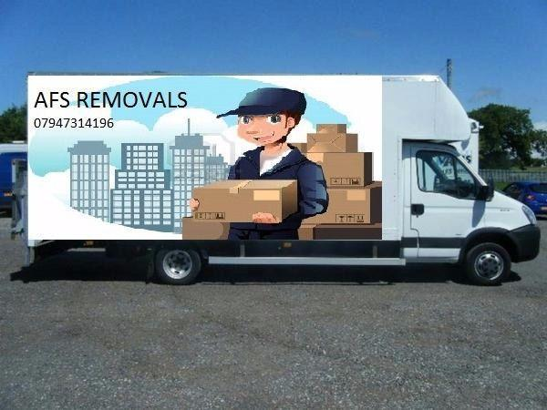 e2318d460f Hire 24 7 Removal Cheap Man   Van House Move Office Furniture Delivery  Clearance
