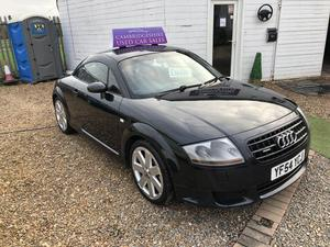 Audi Tt 2004 32 Auto Tiptronic In Eastbourne Sold Friday Ad