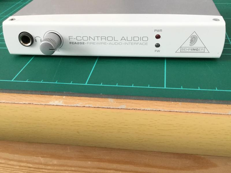 BEHRINGER F-Control Audio FCA202 in Worthing | Friday-Ad