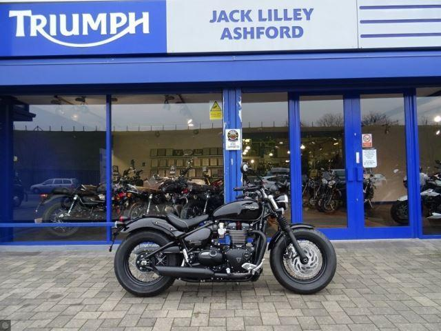 Triumph Speedmaster 2019 In Ashford Expired Friday Ad