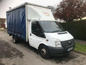 f656cfc985 2012 FORD TRANSIT T350 CURTAIN SIDER - NEW MOT   NEW SERVICE in Eastbourne