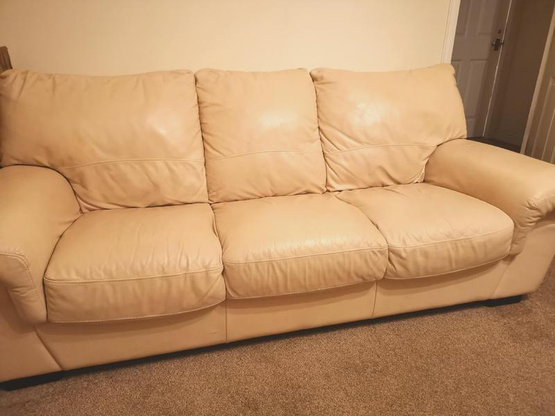 Dfs Italian leather sofas in London - Expired | Friday-Ad