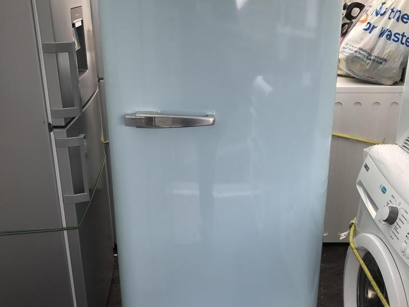 Baby Blue Smeg Fridge Freezer Free Delivery In Hove Friday Ad