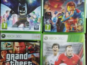 Rock band 2 and guitar hero 2 for Xbox 360 in Haywards Heath