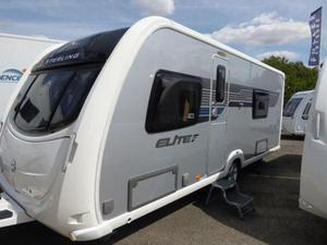 Sterling Elite Amber 4 Berth 2013 Fixed Bed With Large End Washroom 4  berth 2ac14563c