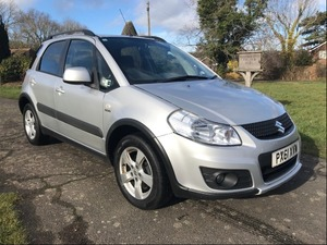 Used Suzuki Sx4 Cars for Sale in Hastings | Friday-Ad