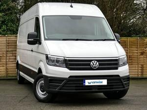 Used Volkswagen Crafter Commercial Vehicles for Sale in Letchworth