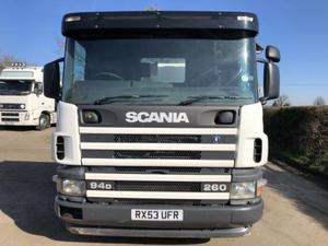 Used Scania Commercial Vehicles for Sale | Friday-Ad