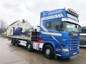 Used Scania Commercial Vehicles for Sale in Lichfield