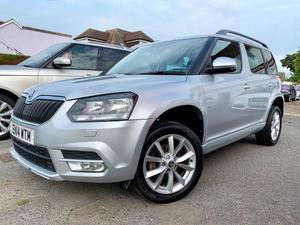 Used Skoda Yeti Cars for Sale in Eastbourne | Friday-Ad