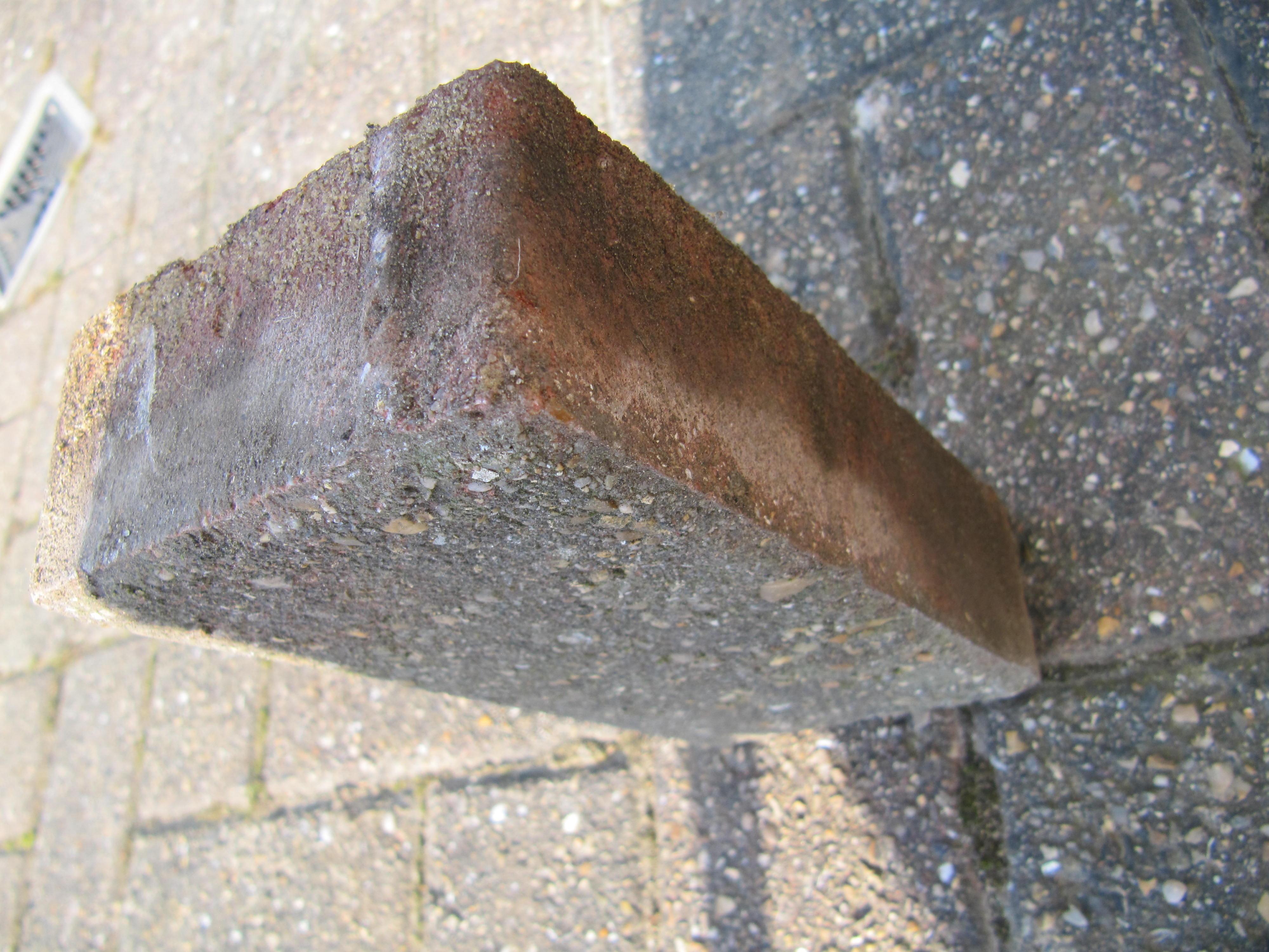 Reclaimed/used brick block paving Brindle in Burgess Hill