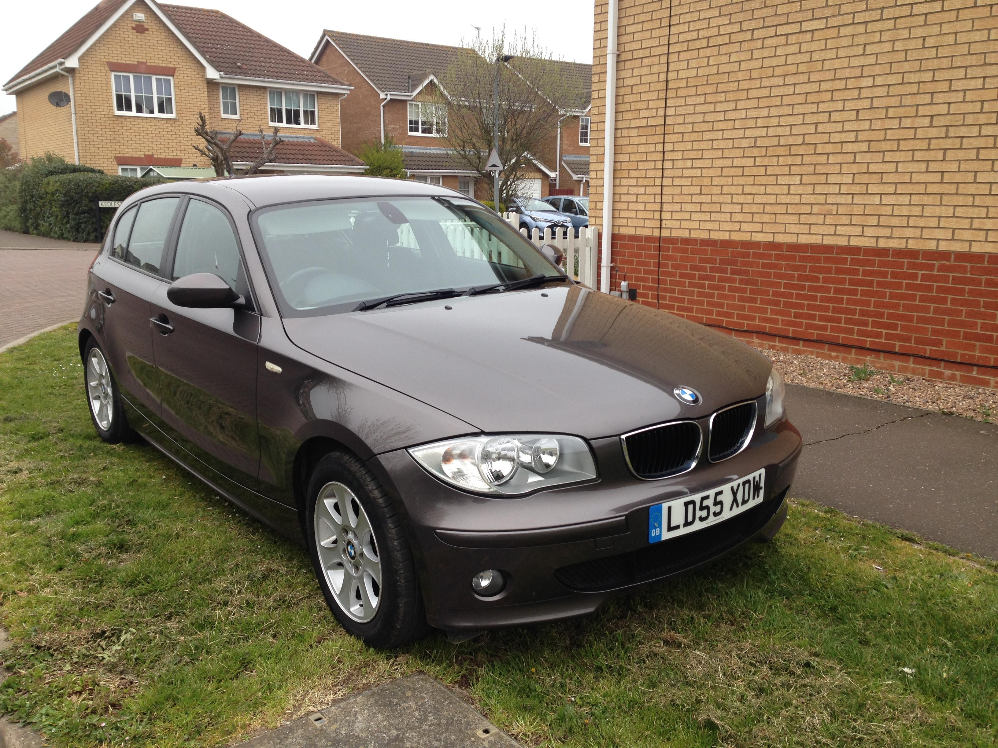 bmw 1 series 11months mot 80 000 miles in peterborough sold friday ad. Black Bedroom Furniture Sets. Home Design Ideas