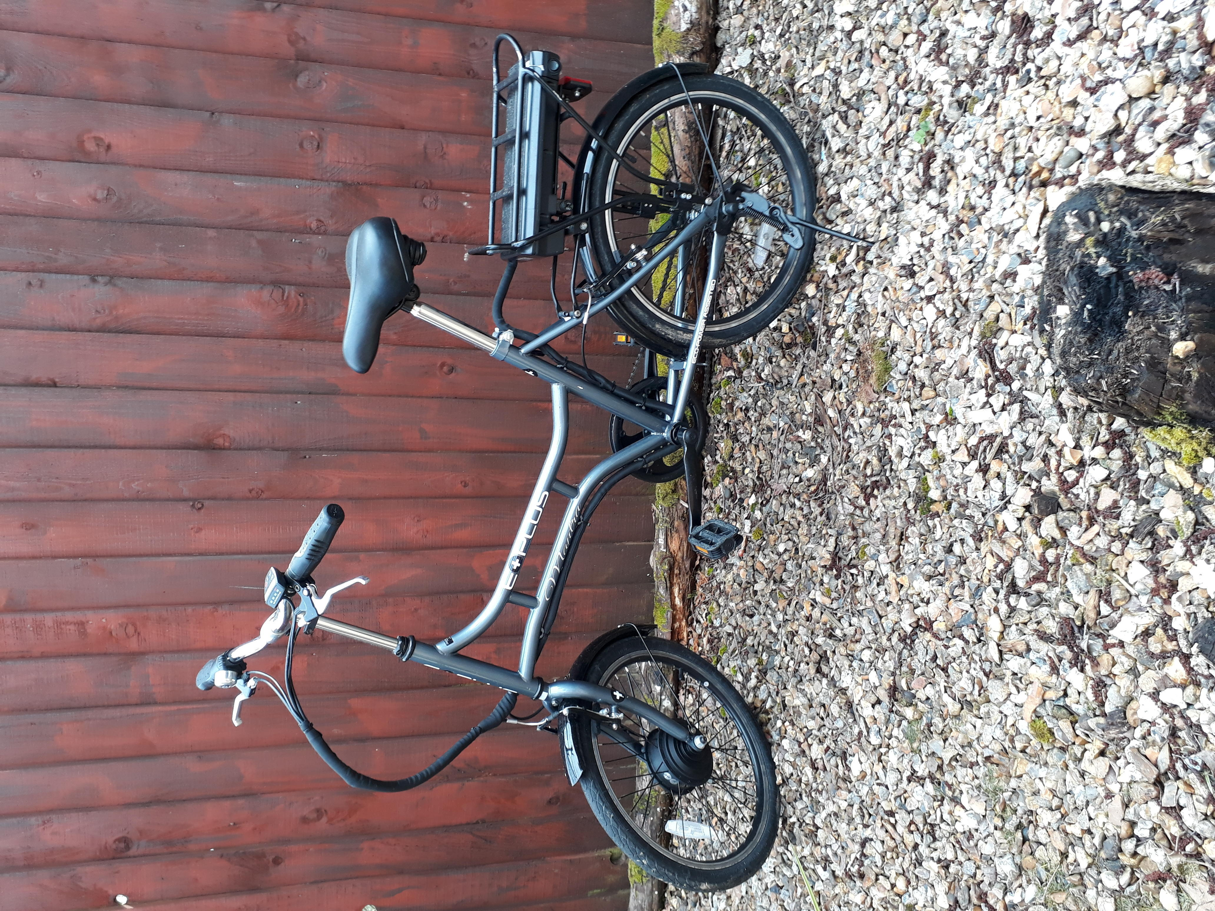 Electric bike E-Plus Mantra in Plymouth - Expired | Friday-Ad