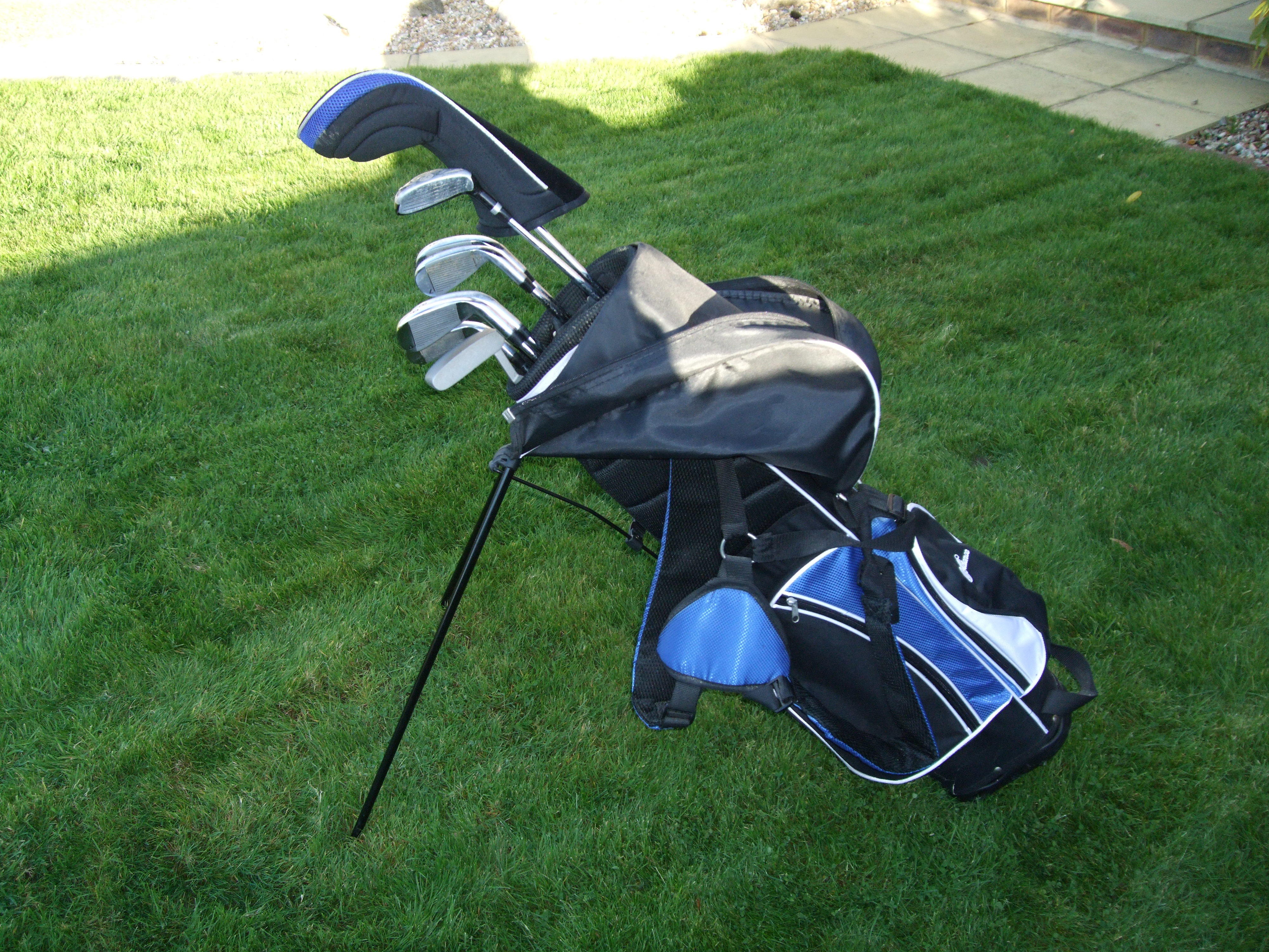 eef59c8715 Left Handed Golf Clubs and Bag in Storrington - Expired | Friday-Ad