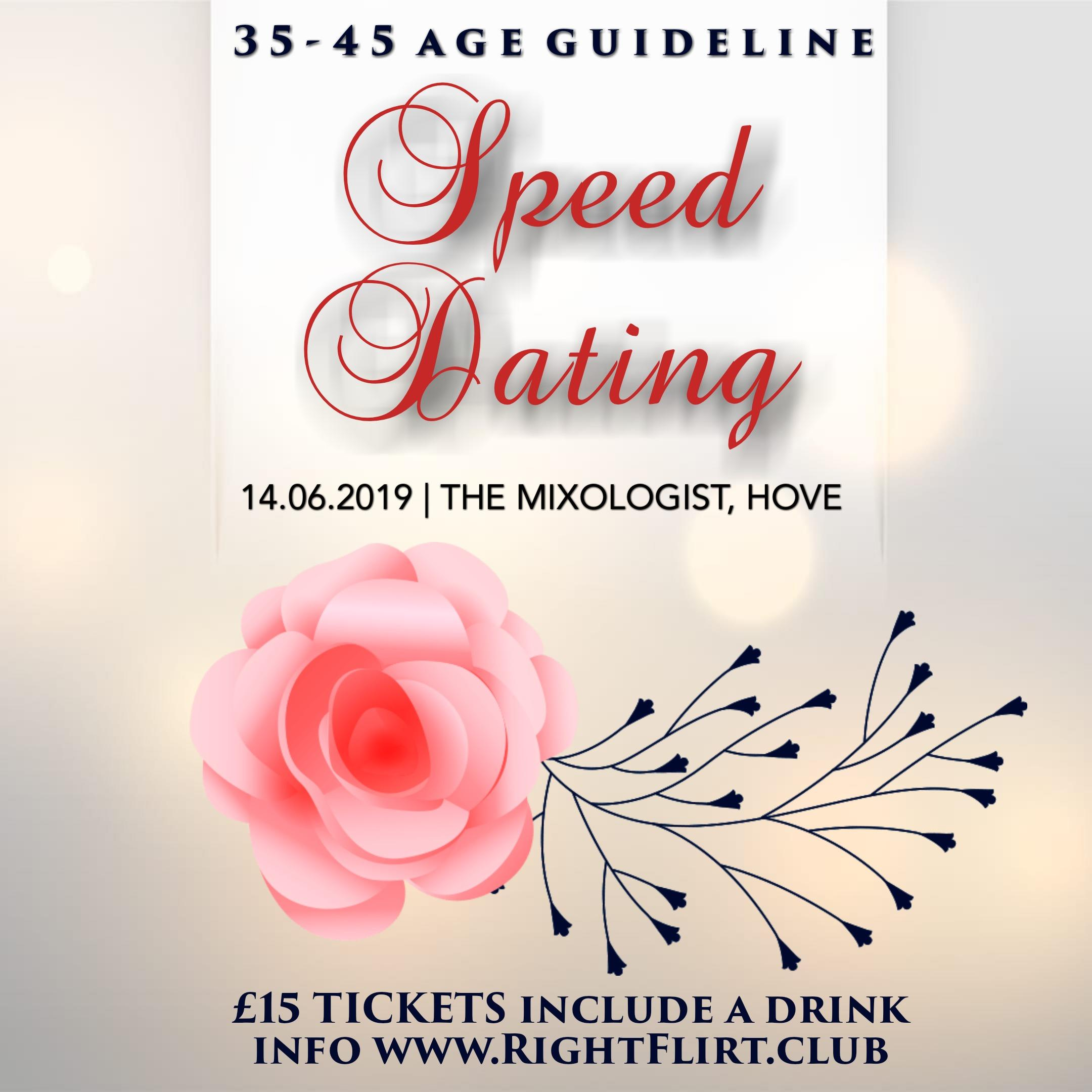 Speed dating uxbridge