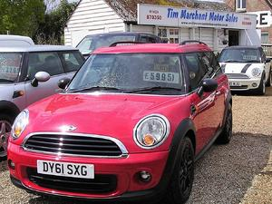 Used Mini Clubman Cars For Sale In East Sussex Friday Ad