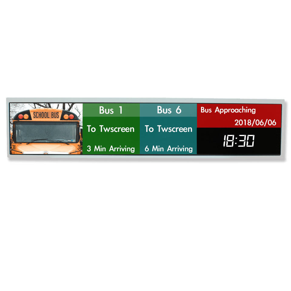Bar Display / Stretch LCD (19