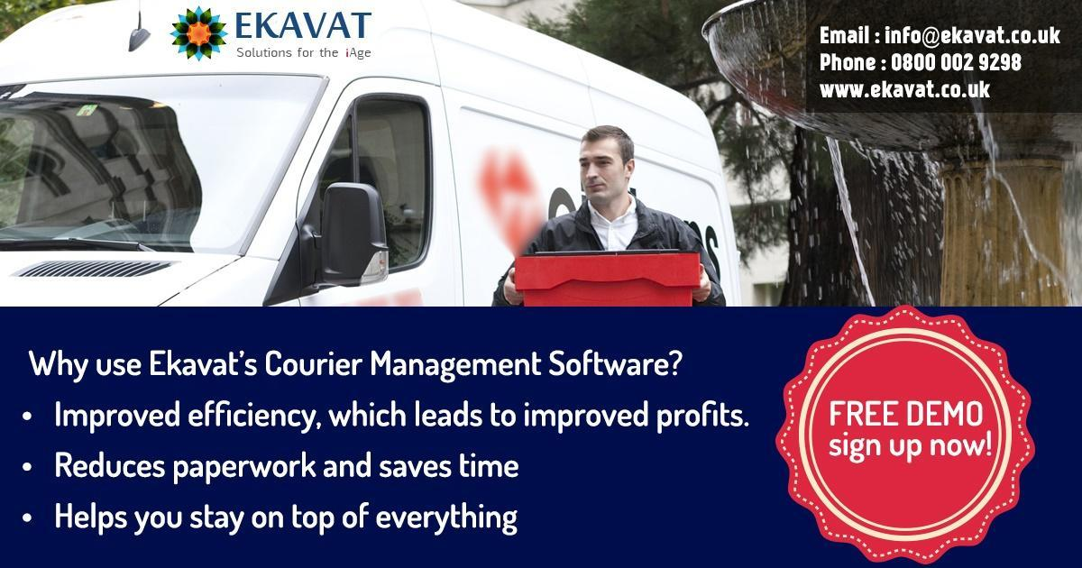 30 Days FREE - Courier Dispatch Software - Crawley | Friday-Ad