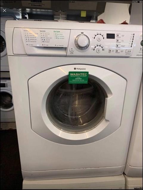 Hotpoint Aquarius Washing Machine 3 Months Warranty In St