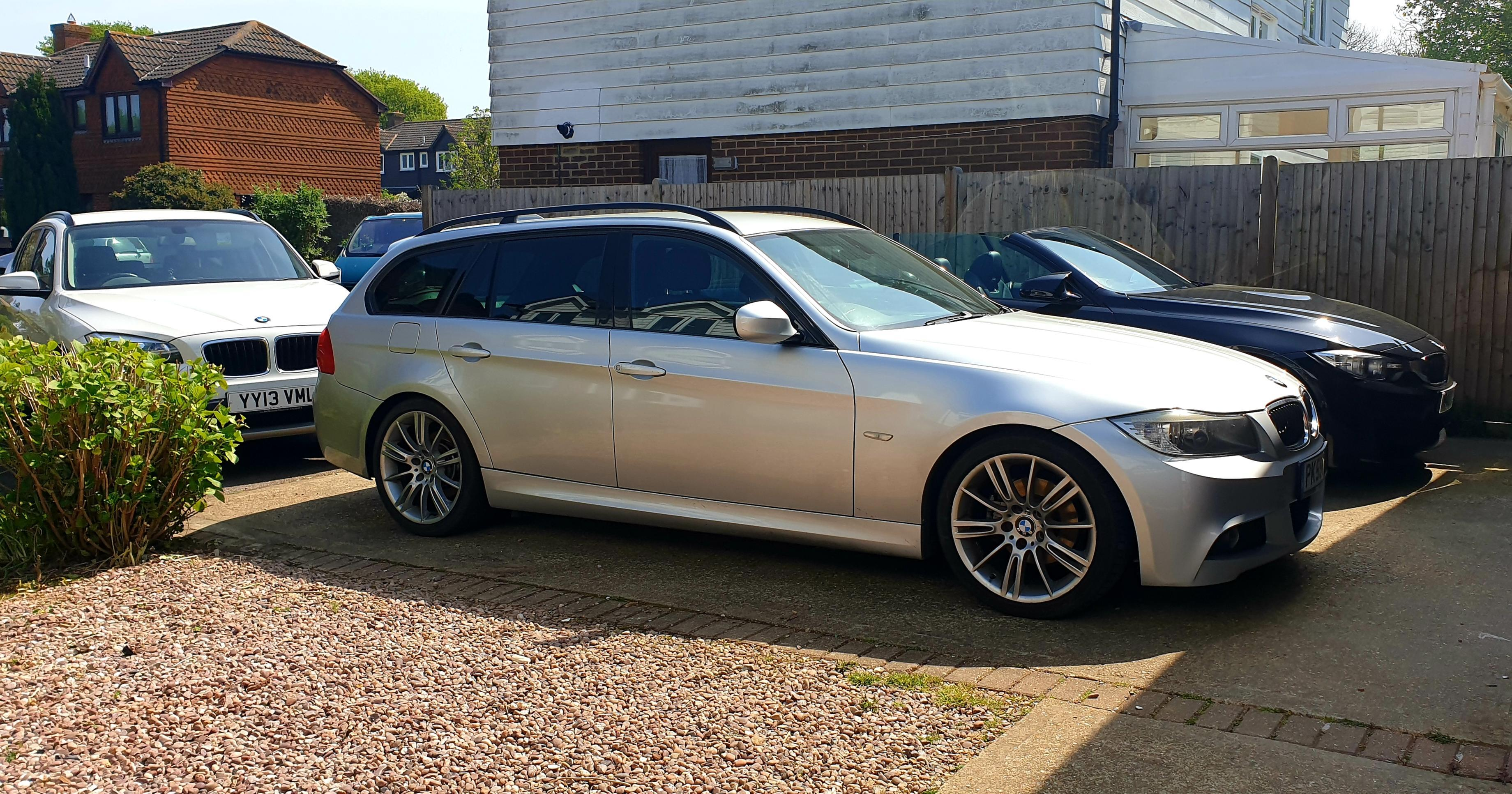 bmw 3 series touring 2009 m sport in hailsham friday ad. Black Bedroom Furniture Sets. Home Design Ideas