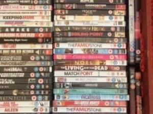 Movie DVDs for Sale in Worthing | Friday-Ad