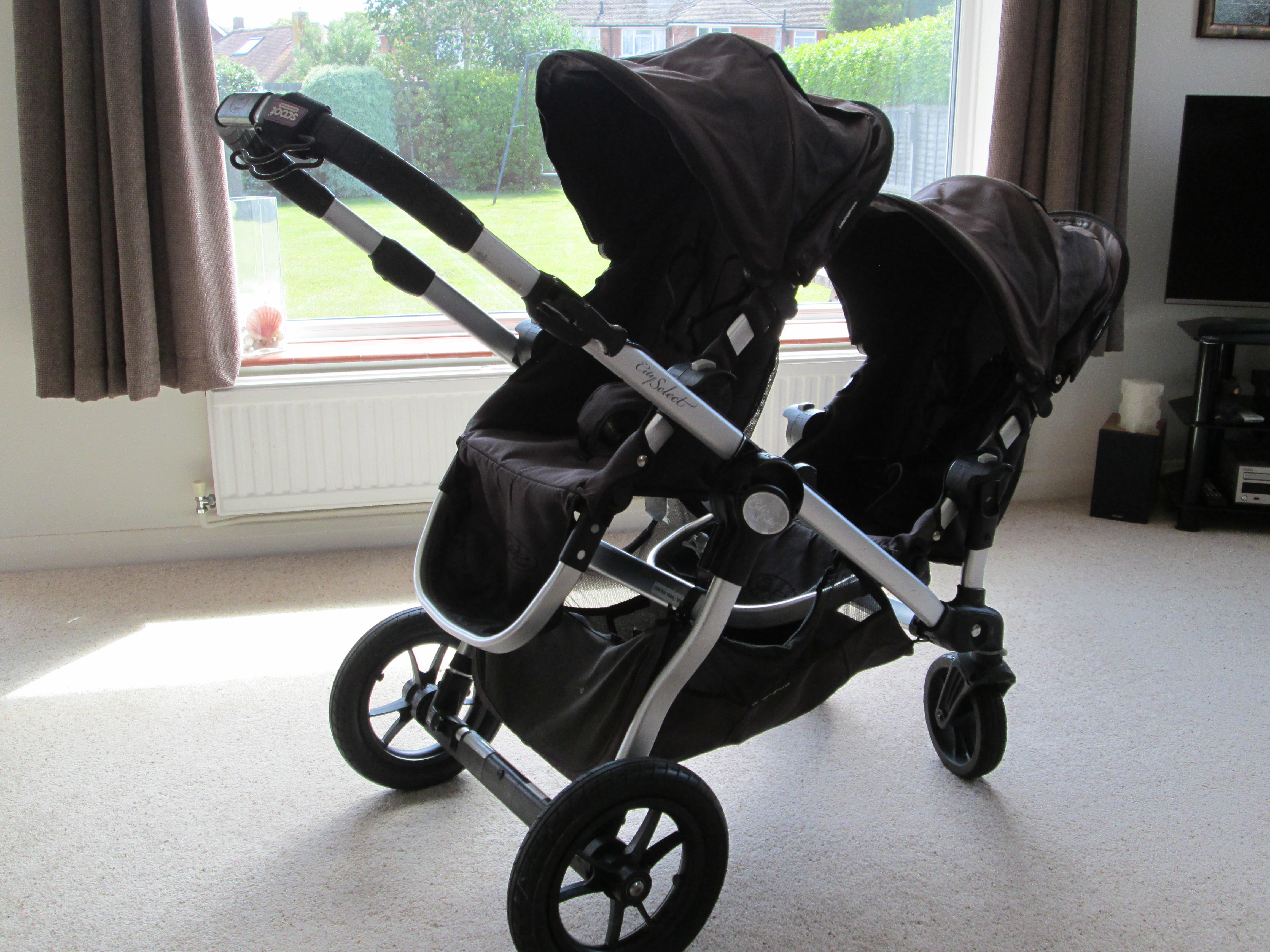 Baby Jogger City Select Twin Stroller In Worthing Expired Friday Ad