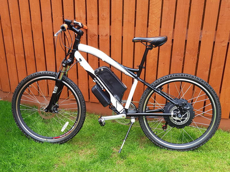 Cyclotricity 250/500w electric bike in Wells | Friday-Ad