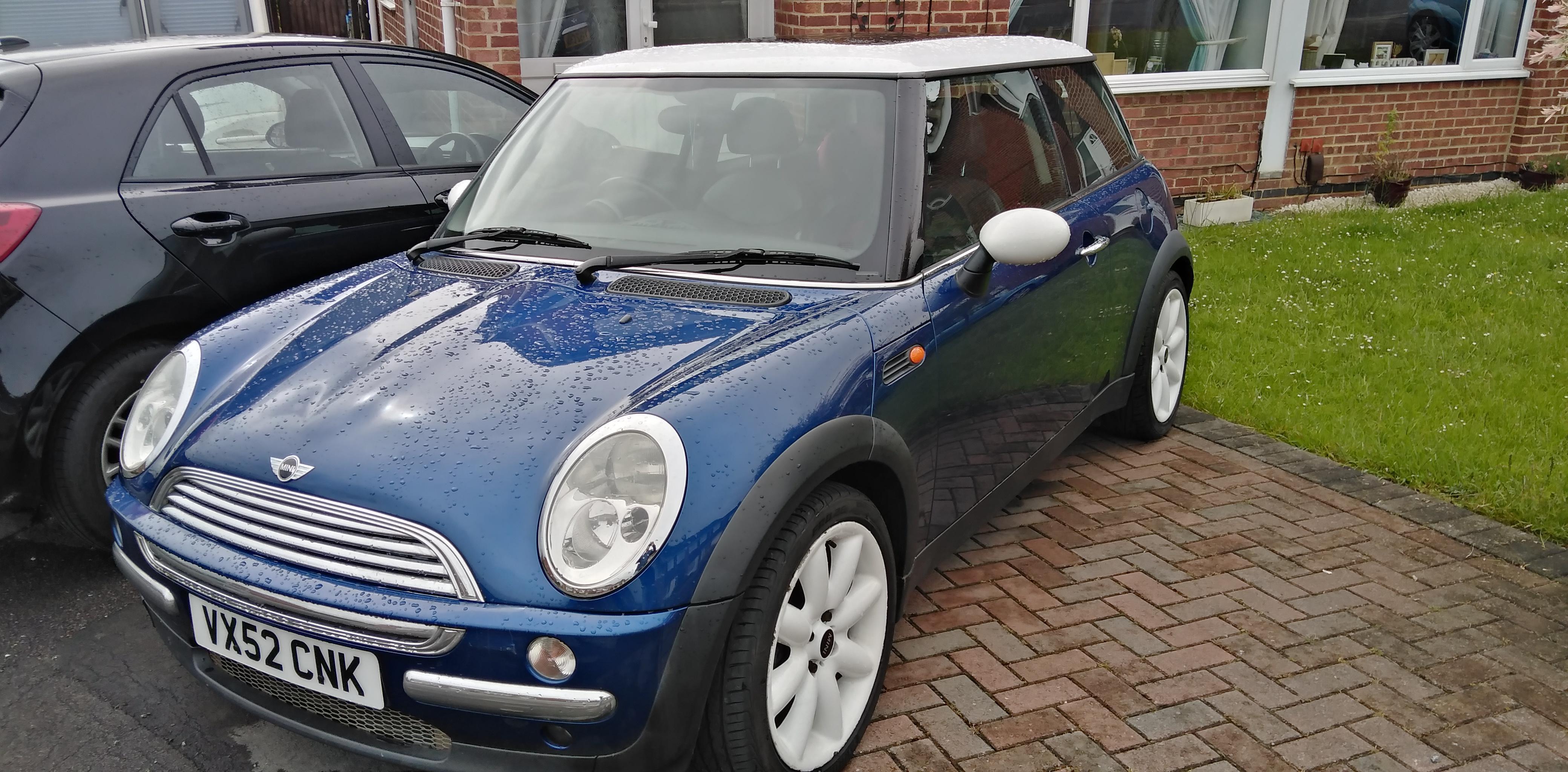 2002 Mini Cooper in Trowbridge - Sold | Friday-Ad