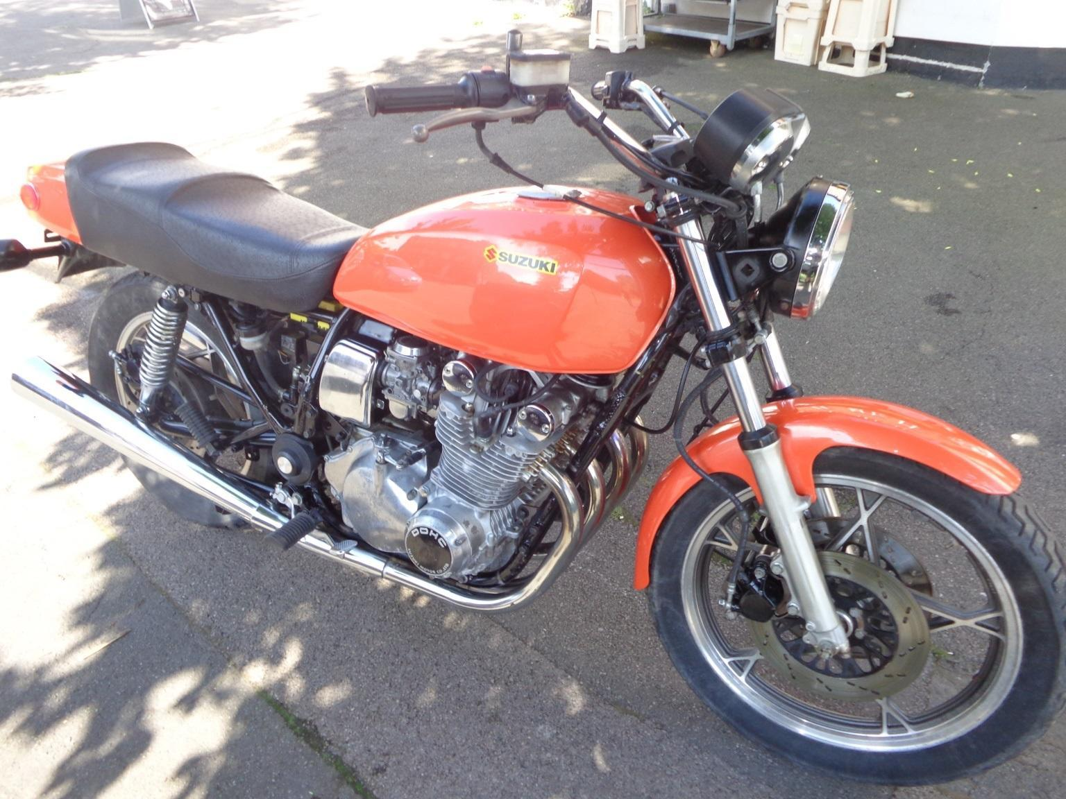 Suzuki GS 1980 in Brighton - Expired | Friday-Ad