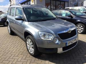 Used Skoda Yeti Cars for Sale in East Sussex | Friday-Ad