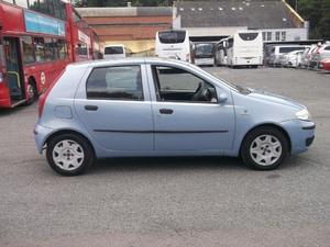 Used Fiat Punto Cars for Sale in Hastings | Friday-Ad
