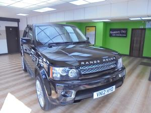 Used Land Rover Range Rover Sport Cars for Sale in East Sussex