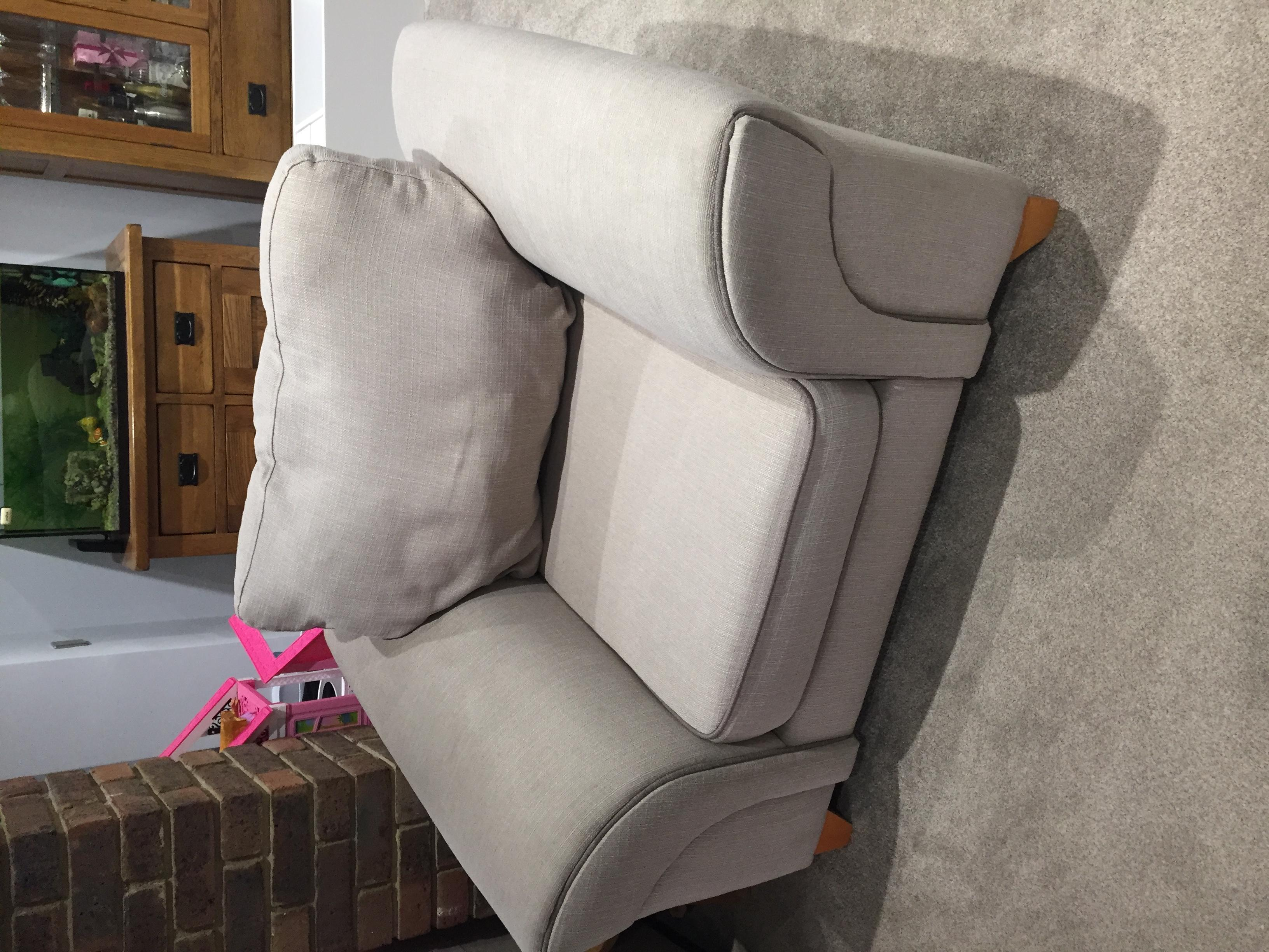Fabulous 3 Seater Sofa And Armchair In Eastbourne Expired Friday Ad Pabps2019 Chair Design Images Pabps2019Com