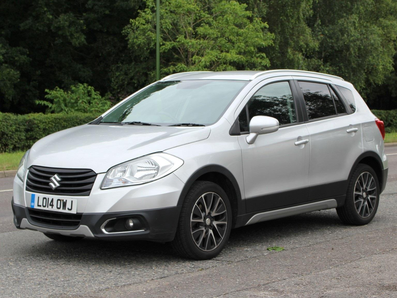 Suzuki SX4 2014 in Hassocks - Expired | Friday-Ad