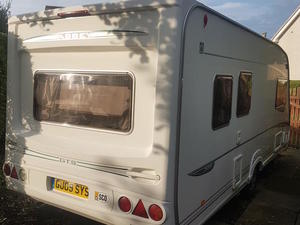 Touring Caravans for Sale in Ayrshire | Friday-Ad