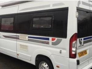Camper Vans For Sale >> Used Motorhomes For Sale In London Friday Ad