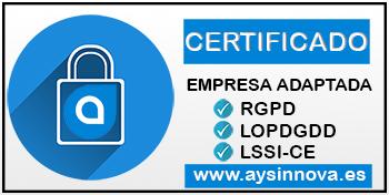 Certificado legal