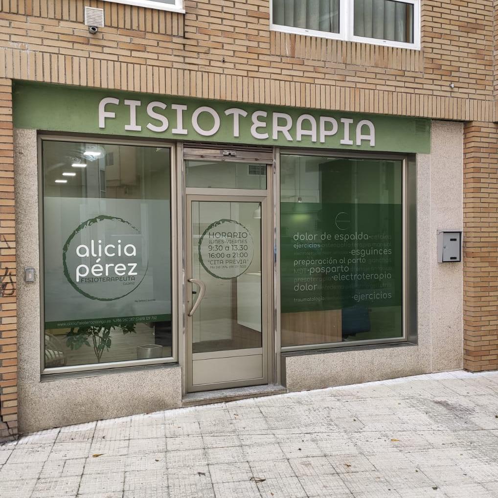 Fachada del edificio 0.000000e+0n Vigo