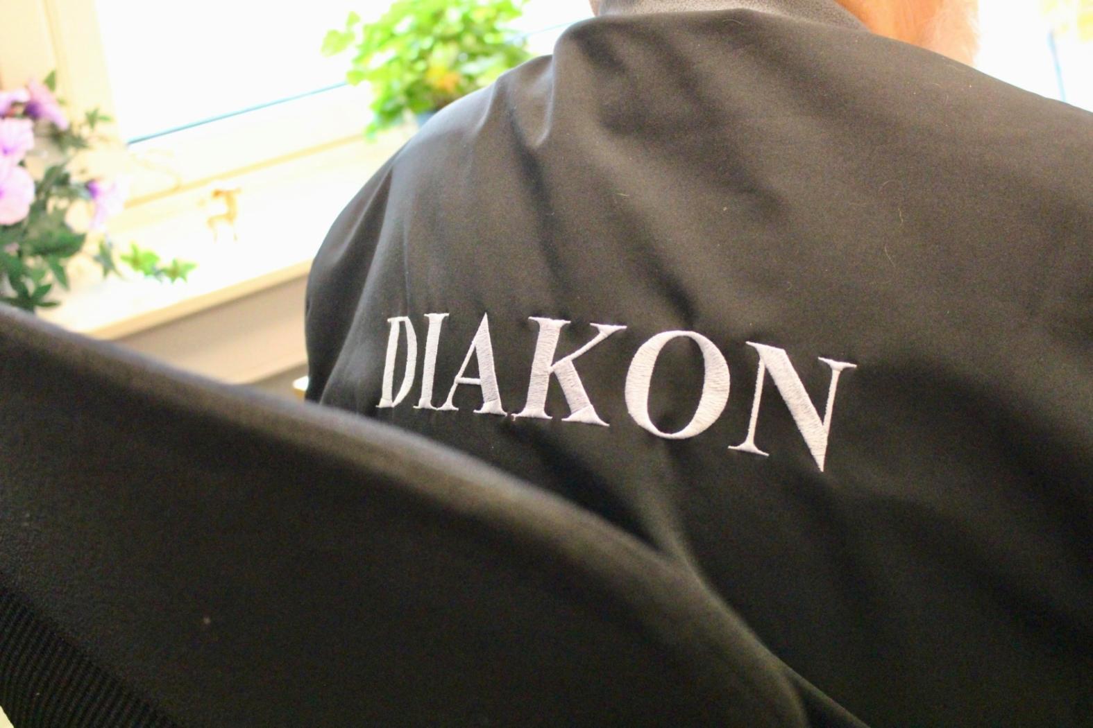 Diakon, Frøya sokn, Jon Ingvar Østnes
