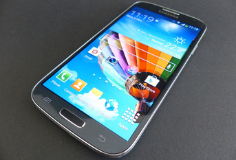 Test Samsung Galaxy S4