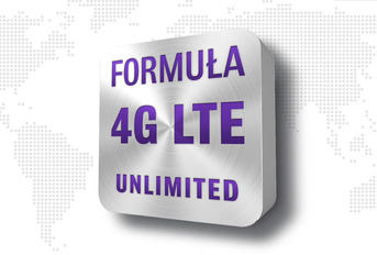 Formuła 4G LTE UNLIMITED – nowa oferta internetowa PLAY