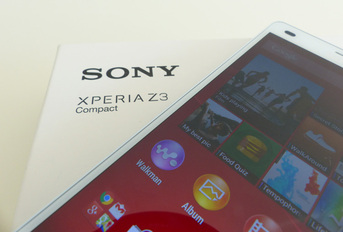 Test Sony Xperia Z3 Compact