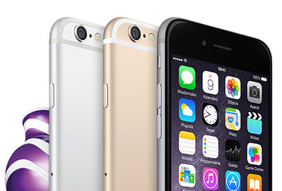 iPhone 6 w PLAY