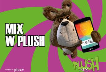 Plush Mix - szczegóły nowej oferty Plusa
