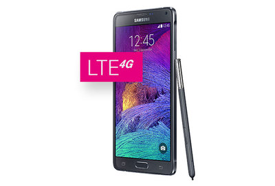 Samsung Galaxy Note 4 w T-Mobile