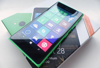 Test Nokia Lumia 735