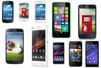 Porównanie najbardziej popularnych w Polsce smartfonów