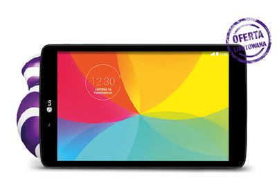 LG G Pad 8.0 4G LTE